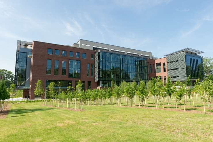 Engineered BioSystems Building