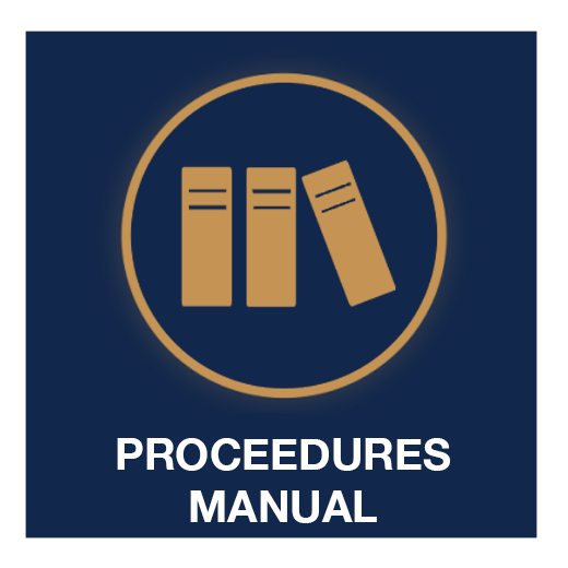 Proceedure Manual