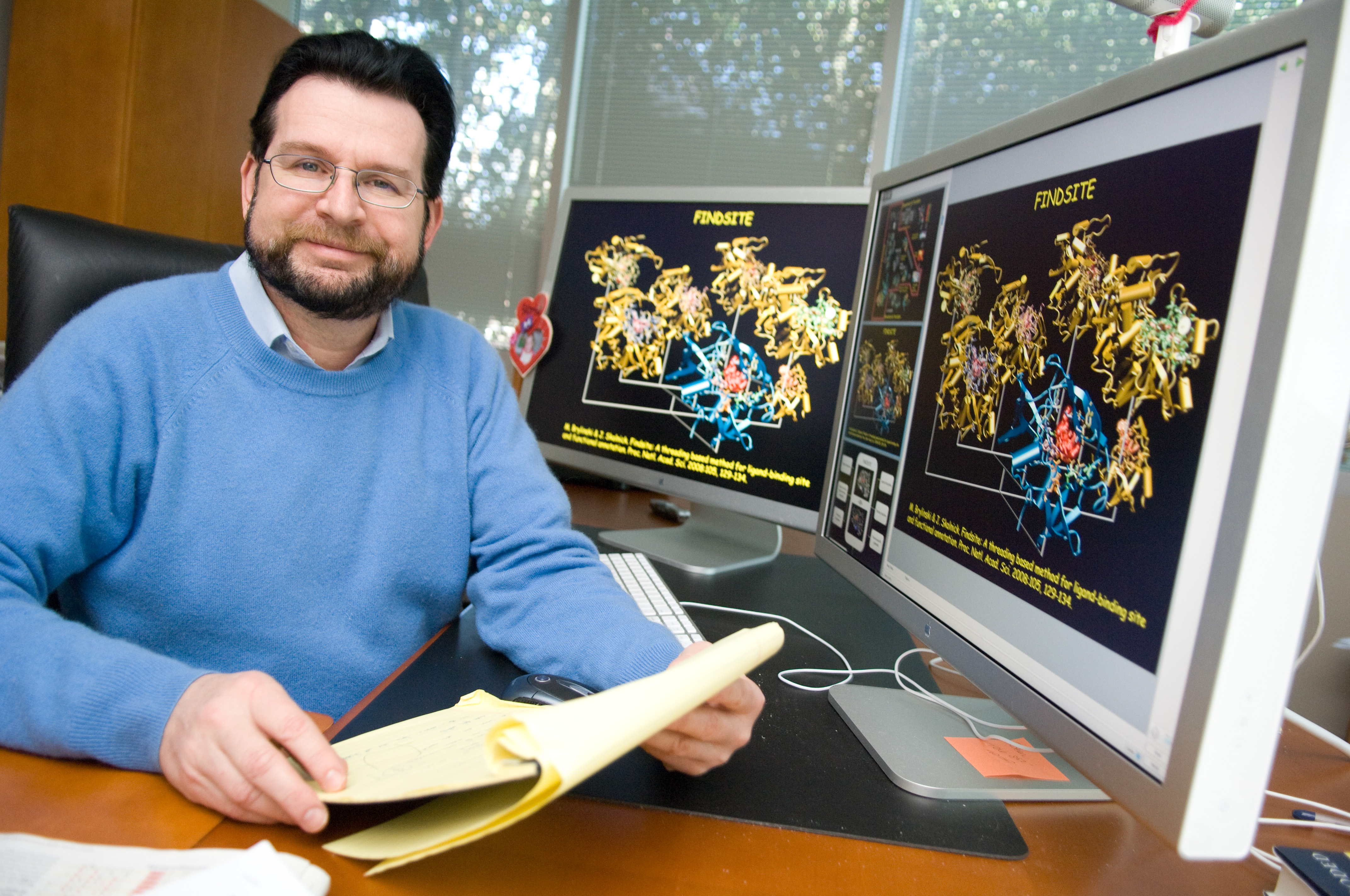 Jeffrey Skolnick, PhD, Mary and Maisie Gibson Chair, Georgia Research Alliance Eminent Scholar in Computational Systems Biology in the School of Biology at Georgia Tech