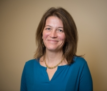 Laura Cadonati has been appointed associate dean for Research in the College of Sciences at Georgia Tech (Credit: Rob Felt)