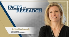 Julia Kubanek Vice President Interdisciplinary Research