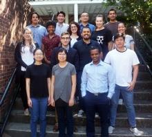 SCMB Junior Researchers