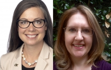 Leavey and Shepler have accepted appointments as assistant deans in the College of Sciences Dean's Office effective July 1, 2021.