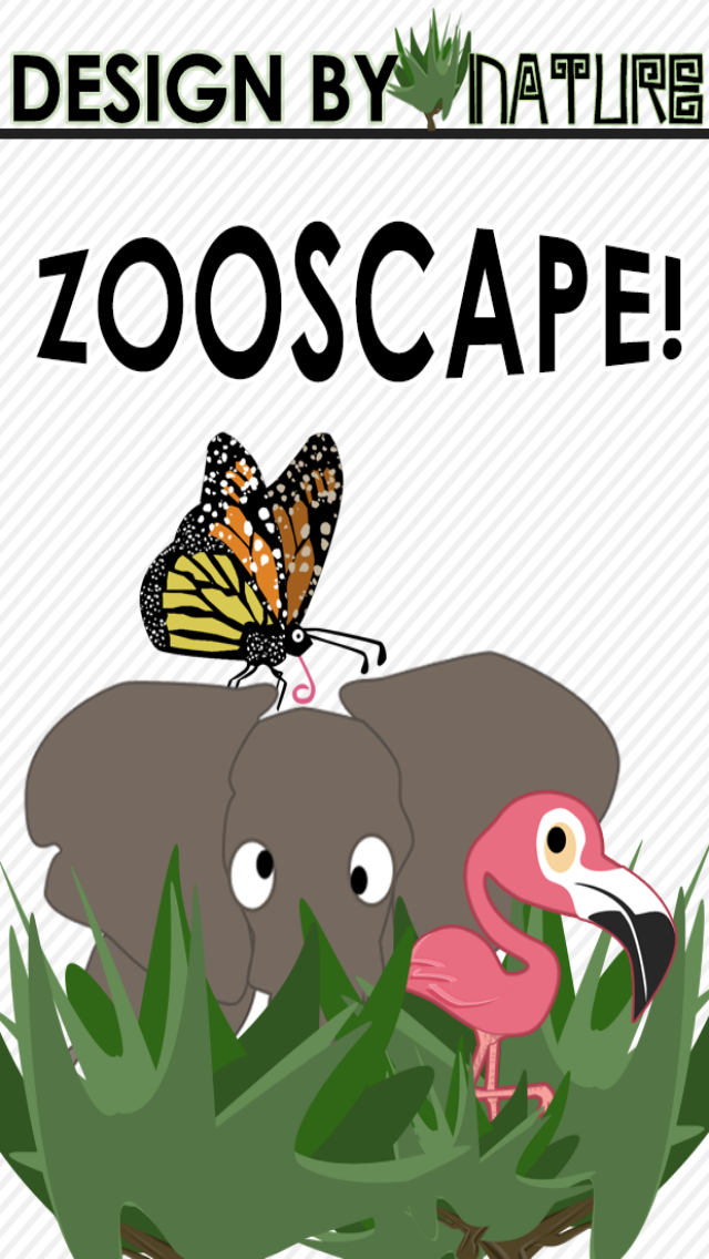 ZooScape title screen